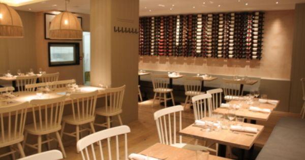 Machiavelli Another Stylish Deli Restaurant Design Home Decor