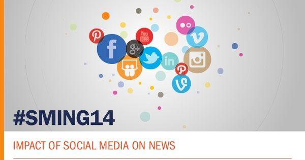 news impact social media