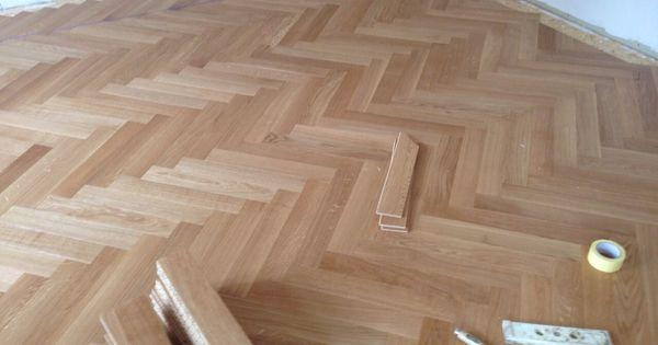 Fischgr t parkett breiter stab 590 mm x 100 mm helle for 100 floors floor 42