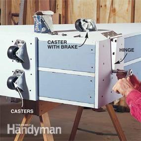 Garage Storage Projects Plywood Rack Storage Lumber Storage Garage Storage