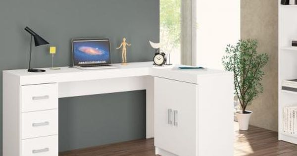 Mesa Para Computador Escrivaninha Kit Espanha Com As Melhores
