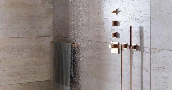 Rose Gold Rain Shower 39 Mem 39 Series By Dornbracht Http