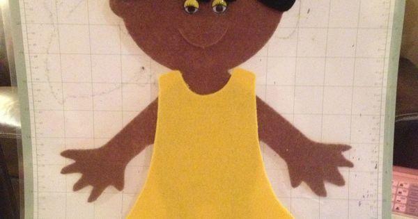 Cricut Felt Doll Size 15 Quot Cricut Cart Everyday Paper