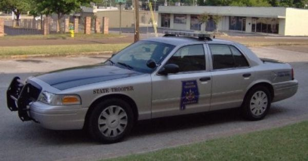 4 Alabama State Troopers Car Victoria Police
