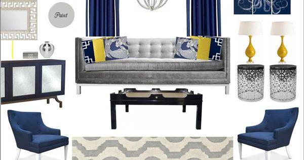 Interior Design Board Jonathan Adler Online Interior