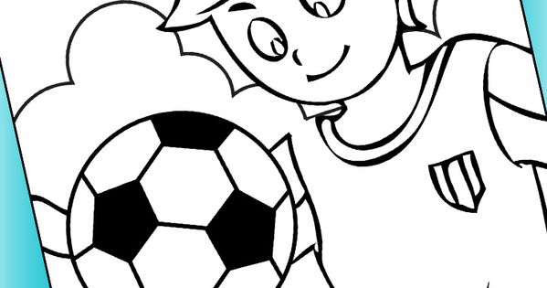 Soccer Ball Coloring Pages - Free Printables