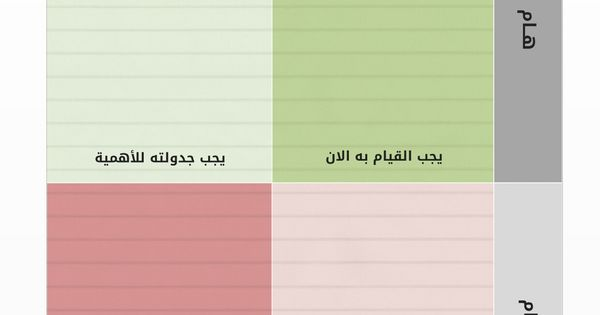 Pin By Ruoaf 1405 On نماذج لادارة الوقت Time Management Learning Websites Life Planner Organization Planner Organization
