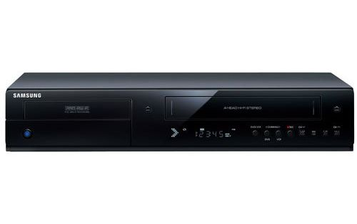 samsung dvd vr375 dvd vr375a tunerless dvd recorder vhs. Black Bedroom Furniture Sets. Home Design Ideas