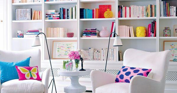 Laissez Vous Tenter Par Un Coin Lecture Chaleureux Shelves Living Rooms And Room