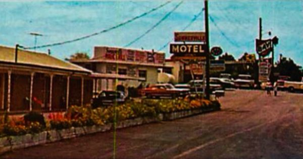 Summerville Motel Summerville Ga