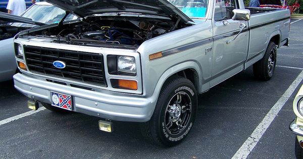 1986 Ford F150 Ford Ford Trucks And Chip Foose