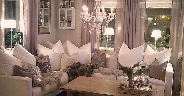cozy, comfy, chic  인테링ㅓ  Pinterest  거실, 집 꾸미기 및 가구