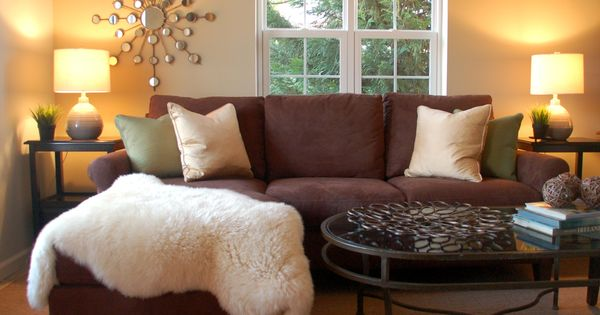 One Of Our Favorite Looks A Casual Comfortable Living For Making Home  Comfortable Home Decor Ideas