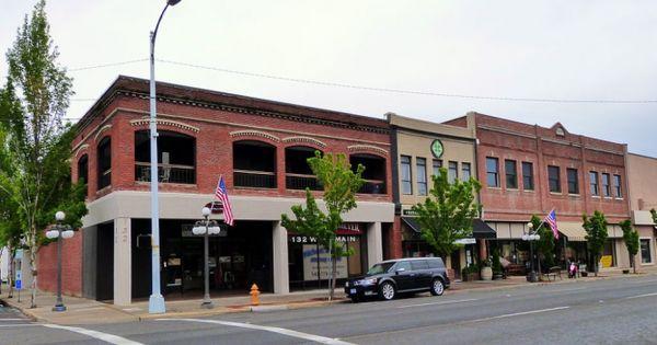 Restaurants On Main Street Medford Oregon