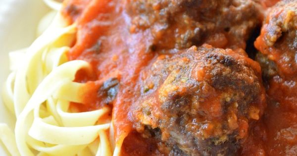 Meatloaf Meatballs and Pasta | Recipe | Meatballs And Pasta, World ...