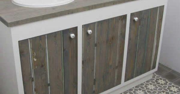 Raffa badmeubel badkamer pinterest badkamermeubel kranen en badkamer - Badkamer kamer model ...