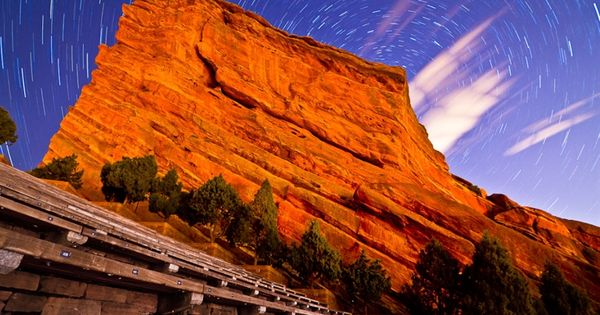Red Rocks offers a variety of recreation options from guided tours, hiking,