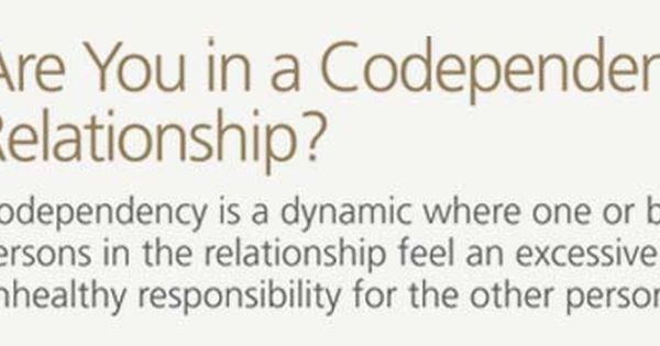 how to stop a codependent relationship