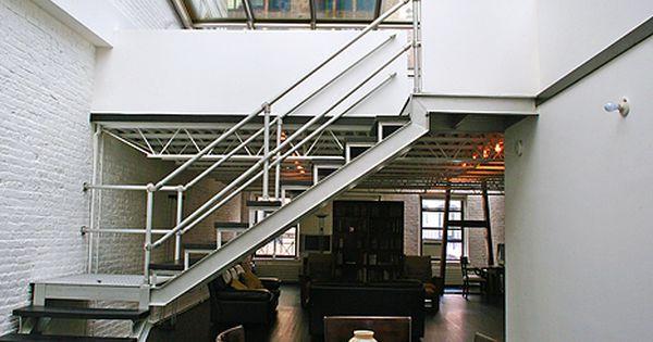 Tribeca loft for sale only a million five interior for Tribeca loft for sale
