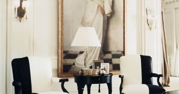 Black And White Ralph Lauren Home Collection