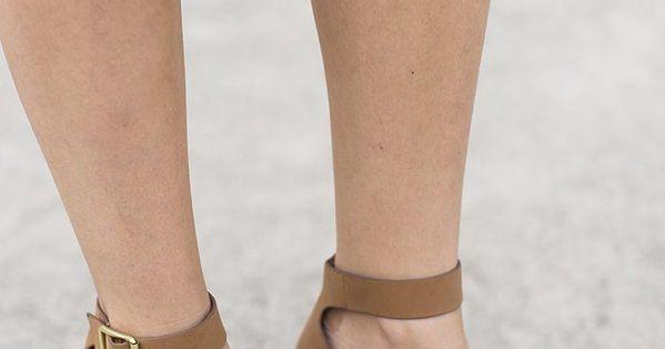 Tan Ankle Strap Chunky Heel Anklestrapsheels Heels Ankle Strap Chunky Heels Ankle Strap Heels
