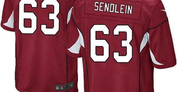 Cheap NFL Jerseys Wholesale - Limited Lyle Sendlein Youth Jersey - Arizona Cardinals 63 Home Red ...