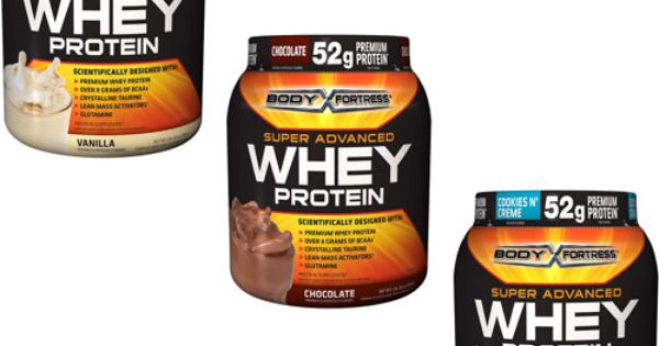 Body fortress chocolate peanut butter