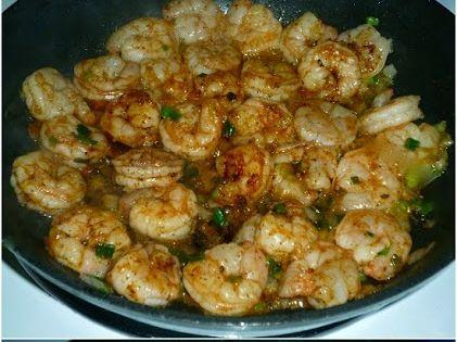 Maaaan, this is on the agenda for Sunday's breakfast => Cheesy Shrimp