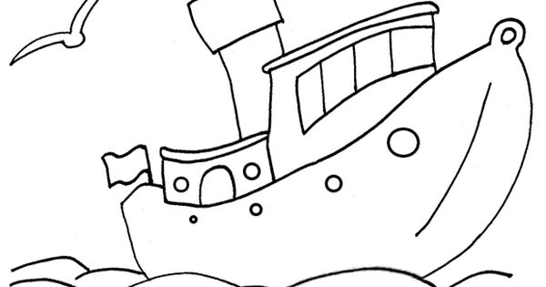 ships boats sailing vessels coloring pages 25