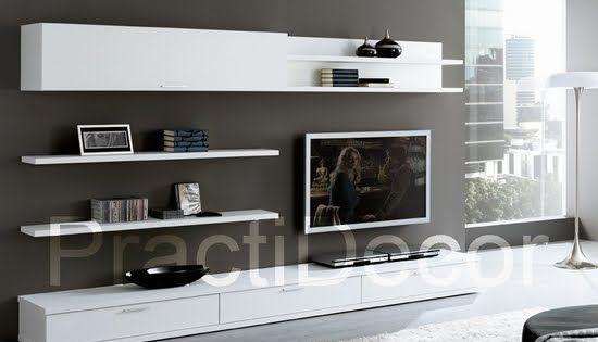 Las siguientes son fotos de amoblamientos de fabricantes for Disenar muebles a medida