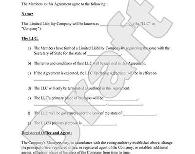 Doc575709 Llc Operating Agreement LLC Operating Agreement – Llc Operating Agreement