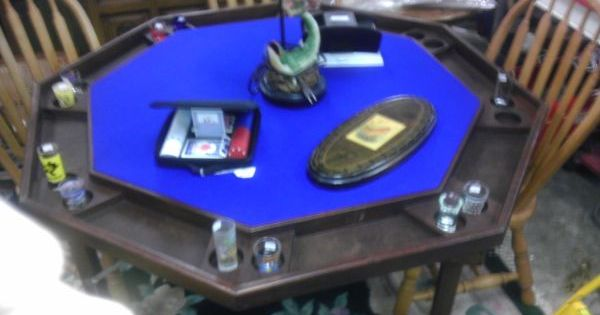 royal flush poker table craigslist