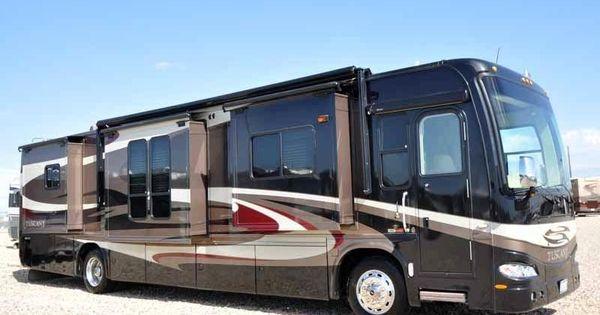 Used 2007 damon tuscany w 5 slides 4055 used rv for sale for Motor home specialist inc alvarado texas