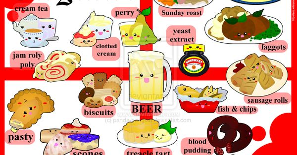Foodies England by panda penguindeviantartcom on  : 5b8f71e4c0b4c38bf4add60da9fc9741 from www.pinterest.com size 600 x 315 jpeg 54kB