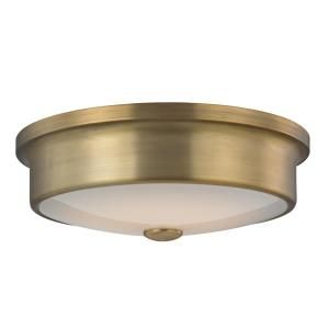 The Home Depot Logo Flush Mount Ceiling Lights Glass Shades White Glass