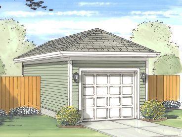 Plan 050g 0011 Garage Plans And Garage Blue Prints From The Garage Plan Shop Roof Architecture Garage Plan Modern Roofing