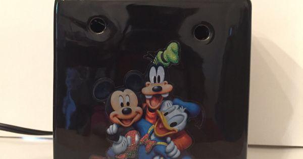 Disney Inspired Wax Warmer By 3cheekychickswaxco On Etsy