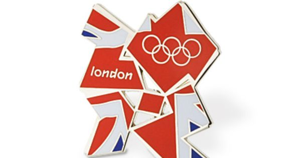 London 2012 Olympics Badge :)