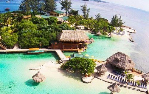 Roatan Honduras Private Island Day Pass Excursion Cost