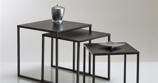 Saladier gr s pure design p naessens serax tables for Canape rodier