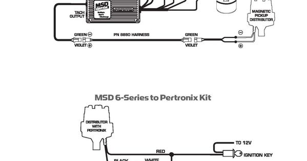 Best Of Pro Comp Distributor Wiring Diagram In 2020 Wire Diagram Pro Comp