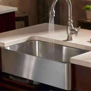 Kohler K3086 Na Verity Apron Front Specialty Sink Kitchen Sink
