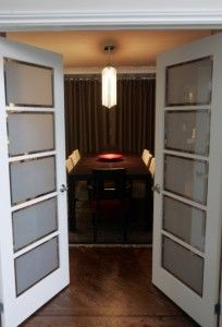 Interior French Doors With Frosted Glass French Doors Interior