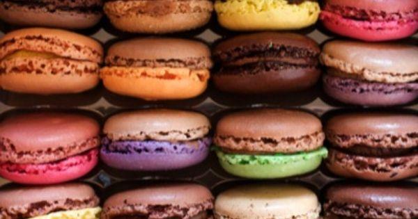Top 5 French Patisseries Macaron Chocolat Macaron Alimentation