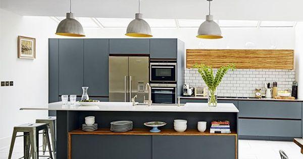 Modern kitchen designs  작은 부엌, 부엌 및 집