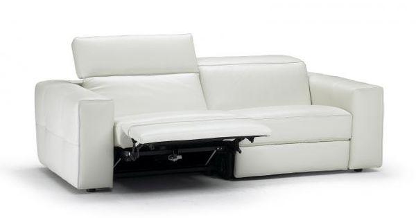 Brio recliner sofa 15cz sofas natuzzi italy modern for Furniture stores sacramento