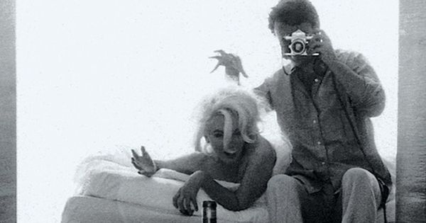 If all nights could look like this with him... Marilyn & Bert.