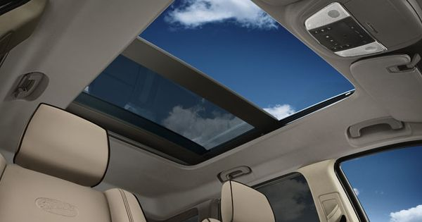 make every moment grand with the available commandview dual pane panoramic sunroof the front. Black Bedroom Furniture Sets. Home Design Ideas