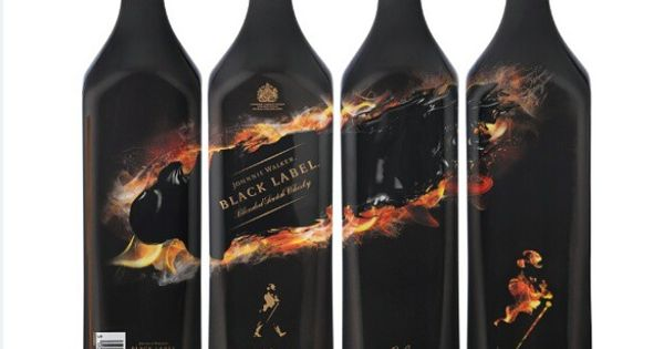 Introducing The Johnnie Walker Black Label Limited Edition