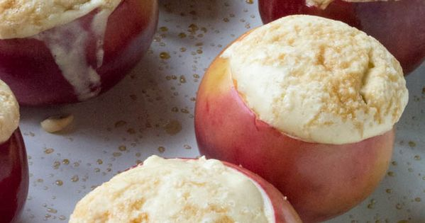 Keto Dump Cake Recipe: Low Carb Caramel Cheesecake Stuffed Apples